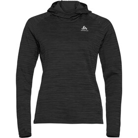 Odlo Millenium Element Hoody Women black melange